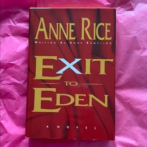 Other - Anne Rice: Exit to Eden